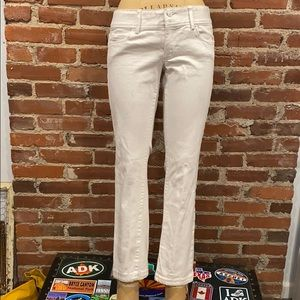 Lily Pulitzer white Jeans (with imperfections)